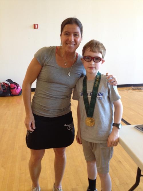 Sheila Taormina - 4 Time Olympian and Goal Medalist
